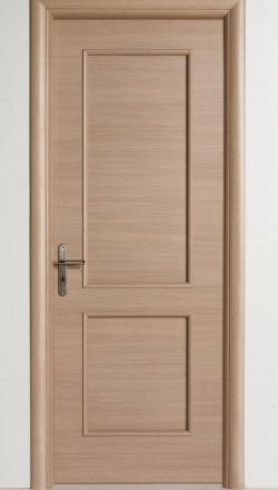 Eσωτερική πόρτα Laminate Rovere με 2 ταμπλάδες